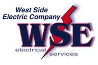 West Side Electric logo