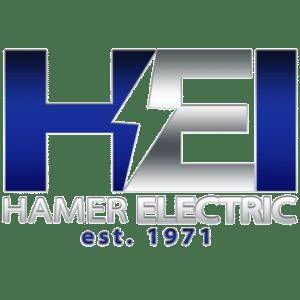 Hamer Electric logo