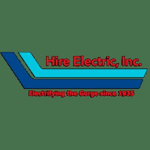 Hire Electric logo