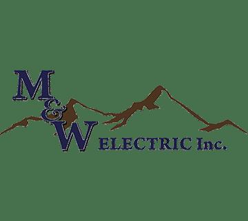 M&W Electric logo
