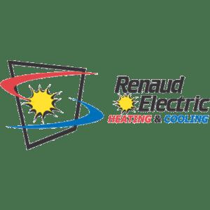 Renaud Electric logo