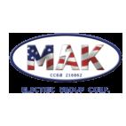 MAK Electric logo
